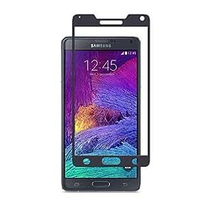 Moshi iVisor protection d'écran en verre pour Samsung Galaxy Note 4–Noir