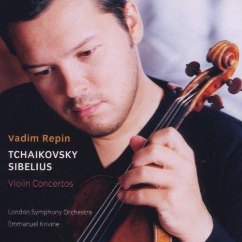 Tchaïkovski - Sibelius : Concertos pour violon