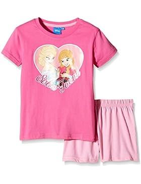 Frozen Mädchen Sportswear-Set SHORTAMA