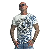 Yakuza Original Yakuza Club T-Shirt , hint of mint - 6XL