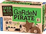 Thames y Kosmos jardín pirata...