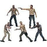 Walking Dead Tv Building Set 5 Figure Pa