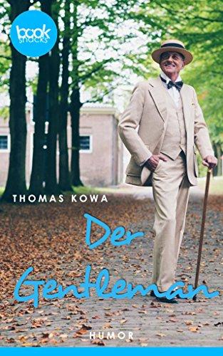 Buchseite und Rezensionen zu 'Der Gentleman' von Thomas Kowa