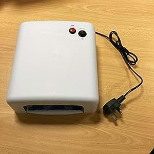 Unité de polymérisation UV, lampe UV pour les ongles à sec, 36 watts, 230V