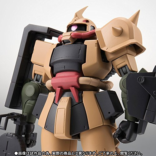 Bandai Tamashii Nations Robot Spirits MS-06D ZAKU DESERT TYPE ver. A.N.I.M.E