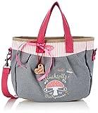Adelheid Glückspilz m. Spruch Kindertasche 13150135525 Mädchen Mädchenhandtasche 28x24x9 cm