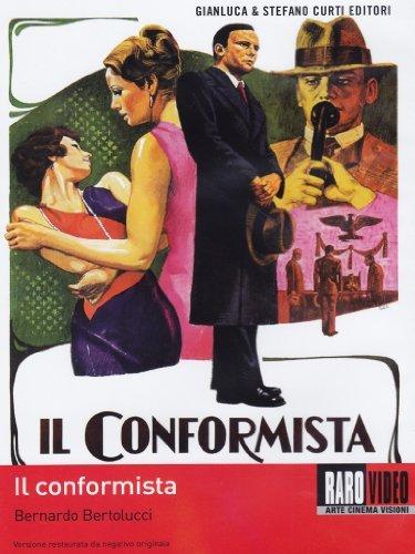 Bild von The Conformist (1970) ( Il conformista ) ( Der Konformist (Le conformiste) ) [ NON-USA FORMAT, PAL, Reg.2 Import - Italy ] by Jean-Louis Trintignant