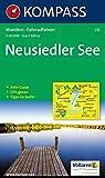 Neusiedler See: Wander- und Radkarte. Tipps für Surfer. Freizeitmöglichkeiten. GPS-genau. 1:50.000