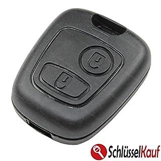 NEU - Citroen Schlüsselgehäuse Gehäuse Schlüssel Fernbedienung C3 C4 Xsara Picasso + C3 Pluriel