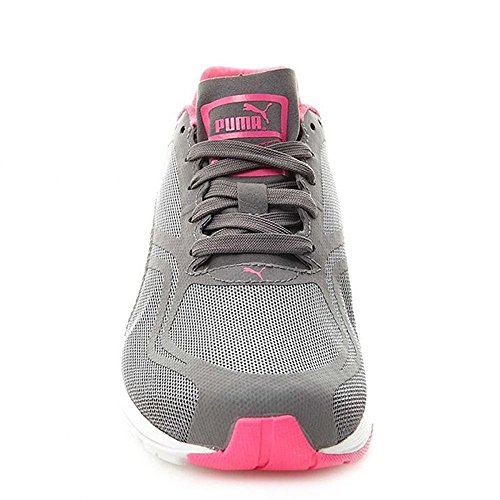 Puma FAAS 100 BUBBLE GUM 359604 04 Damen Sportschuhe Sneaker Grau