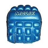 Malik nudillo guantes de Hockey, color Azul - azul, tamaño...