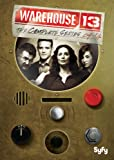 Warehouse 13: The Complete Series [USA] [DVD]