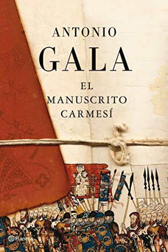El Manuscrito Carmesí descarga pdf epub mobi fb2