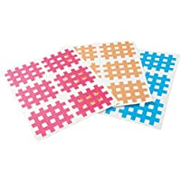 Cross Tape 35 x 27mm | Groß Packung | 120 Pflaster | GitterTape | Triggerpunkte (pink) preisvergleich bei billige-tabletten.eu