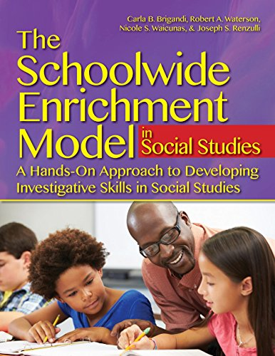 The Schoolwide Enrichment Model in Social Studies: A Hand-On Approach to Developing Investigative Skills in Social Studies