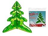 Tannenbaum | aufblasbar | Deko | 50 cm | Weihnachtsfeier | Weihnachten | Advent