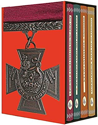 book cover of First World War 4-Book Boxed Set