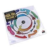 "Chris Karns: Visual Vinyl Vol.2 Scratch Vinyl 12"""