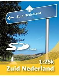 Satmap Karte 1:25000 Niederlande für GPS Satellitennavigationsystem Active 10