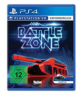 SONY SONY COMPUTER ENTERTAINMENT PS4 BATTLEZONE (B01LZ5GES2) | Amazon Products