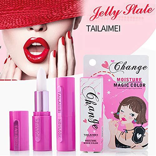 Baume à lèvres durable sans décoloration hydratante et imperméable