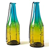 EZ Life Hanging Bottle Candle Stand - 2-...