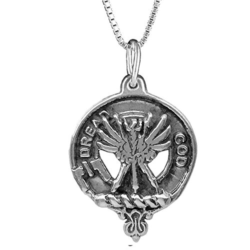 carnegie-scottish-clan-crest-pendant-sterling-silver