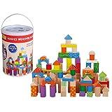 AK Sport Box of Building Blocks (100 Pieces)