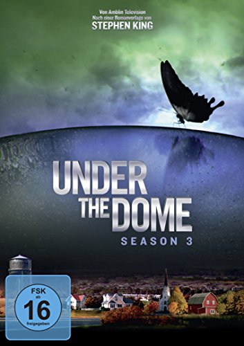 Under the Dome - Season 3 [4 DVDs] 4-serie Dome