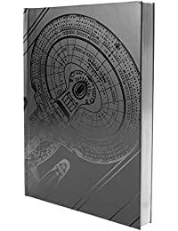 Star Trek The Next Generation Enterprise Hard Cover Journal