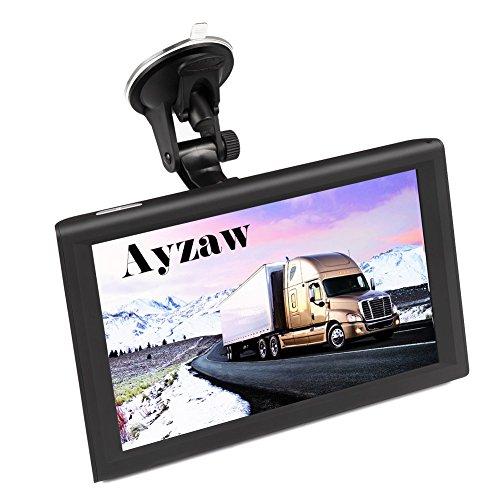 9-Zoll-Europe-Traffic-GPS-Navi-Navigationsgert-mit-kostenlosen-lebenslangen-Kartenupdates-ganz-Europa-fr-PKW-Bus-KFZ-Auto-Car-Touch-Screen-Multi-Sprache-Navigation-GPS-Devices16GB