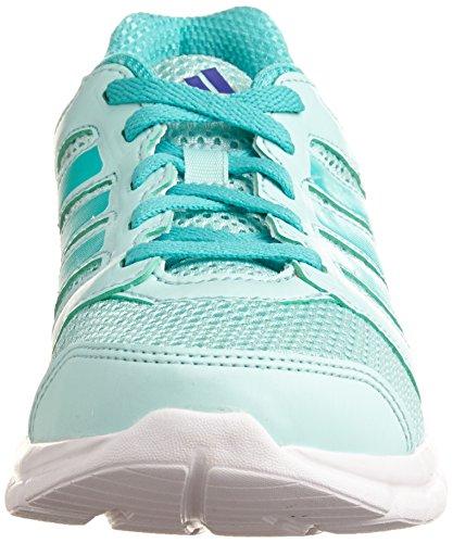 adidas Performance Breeze 101 2, Unisex-Erwachsene Laufschuhe Grün (Frost Mint f14/Running White ftw/Vivid Mint f14)