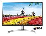 LG 27UK600 27 inch 4K UHD HDR 10 IPS Monitor