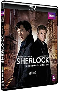 Sherlock - Saison 3 [Blu-ray] (B00HW76FS0) | Amazon price tracker / tracking, Amazon price history charts, Amazon price watches, Amazon price drop alerts