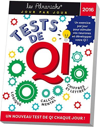Tests de QI par Christian Romain