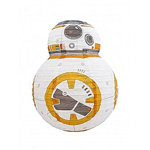 Bb8 Star Wars - Star Wars BB-8 Paper Light