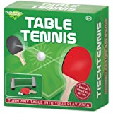 All-In-1 Accueil / Voyage tennis de table Ping Pong Set 2 Pagaies 3 Balles Extension Net