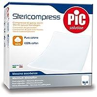 Pic sterilcompress Mullkompressen steril 10x 10cm 6Pieces preisvergleich bei billige-tabletten.eu