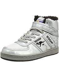 KangaROOS Moonwalker Damen Hohe Sneakers