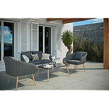 Salon Jardin Discount. Cool Best Grande Table Salon De Jardin Ideas ...
