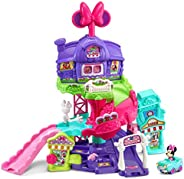 Vtech Toot-Toot Drivers - Minnie Mouse Playset, Multi-Colour, Vt80-521800
