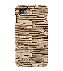 EPICCASE Pebble brick wall Mobile Back Case Cover For Lenovo K860 (Designer Case)