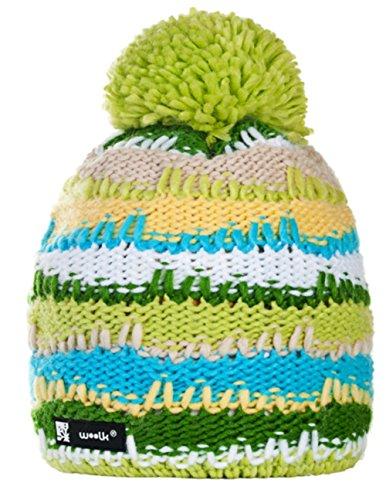 Winter Cappello invernale Berretto Beanie Bruno hat Pera Sci di moda unisex  snowboard jersey lana 155d0526d3db