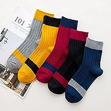 lINA Autunno E Inverno Nel Tubo Socks Gli Amanti Di Cotone (Colori Casuali)
