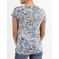 Oxbow K1tessana T-Shirt Imprimé Femme