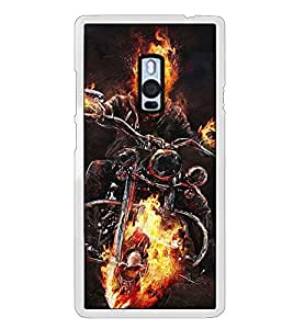 Fuson Designer Back Case Cover for OnePlus 2 :: OnePlus Two :: One Plus 2 (sports bike bullet davidson Hearly)