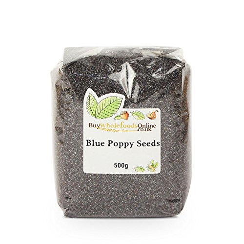 Buy Whole Foods Online Poppy Seeds Blue 500 g Test