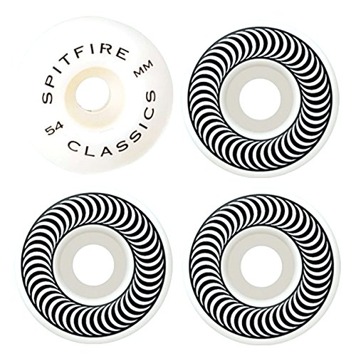 Spitfire Rollen Classic 53 Mm ORANGE 54 mm (Spitfire Wheels Classics)