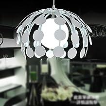 CLG-FLY semplice telecomando led moderni personalità Cafe sala da pranzo lampadario,#9
