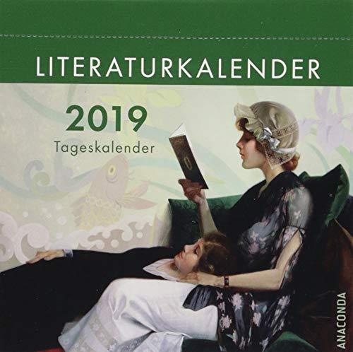 Der Anaconda Literatur-Kalender 2019